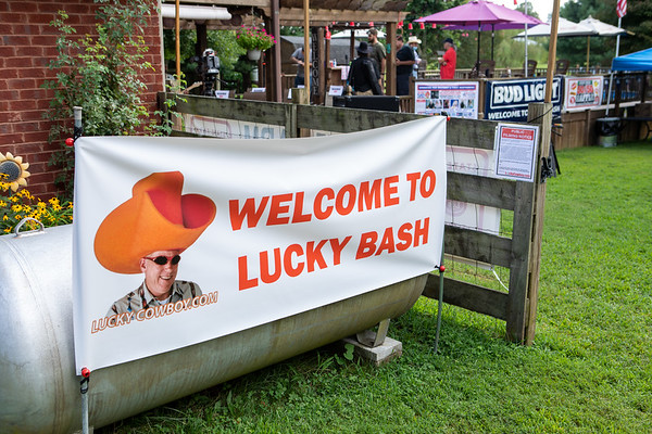 Lucky Cowboy Backyard Bash 2020