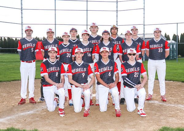 SN Baseball Team 2021