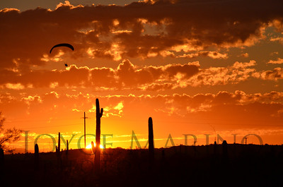 Arizona - Grand Canyon, Sedona, Balloon Ride, Verde Canyon