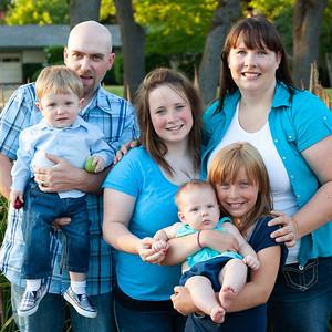 Sky's Family