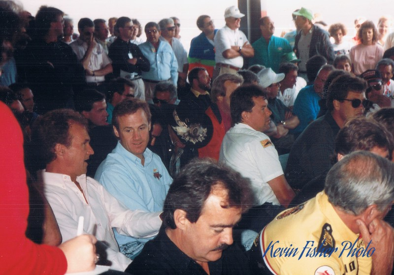 Driver's Meeting 1st view