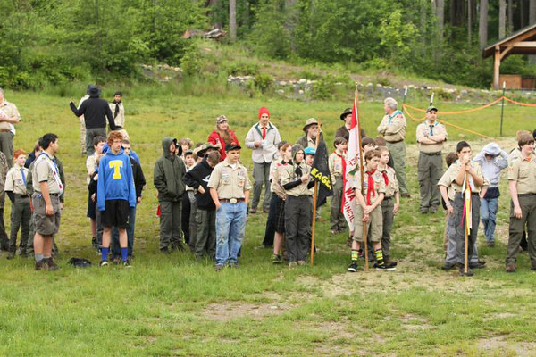 Alpine District Camporee June 1st 2013