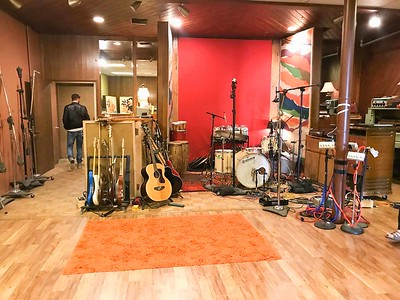 HIGHLAND PARK RECORDING STUDIO