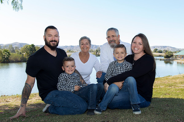 DiGregorio Family 2020