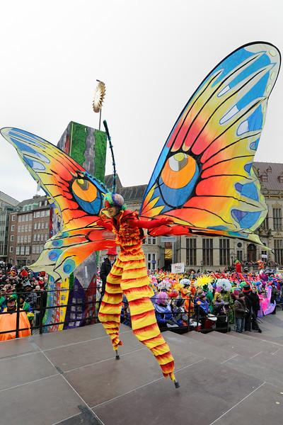 Bremer Karneval 2012 - Metamorphose
