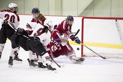 12/14/18: Girls' Varsity Hockey v Loomis Chaffee