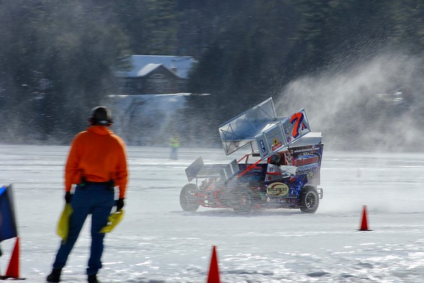 Ice Racing AMEC 28JAN18