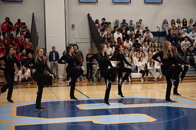 Winter Concert and Pep Rally 2018