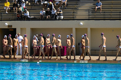 Nor Cal Tournament 2012 - Stanford University vs Santa Clara University 9/15/12. Final score 19 to 1. SU vs SCU. Photos by Tom Ploch.