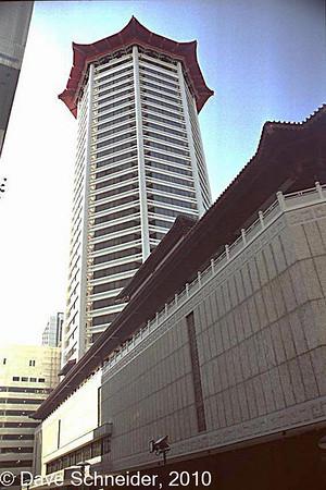 Singapore - April, 1998