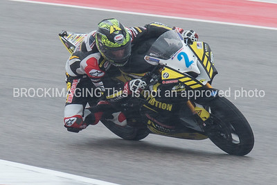 MotoAmerica Supersport Race 1 4/11/15