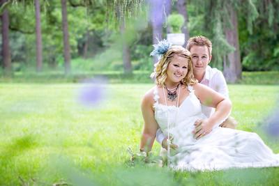 Vintage Inspired Bridal Shoot