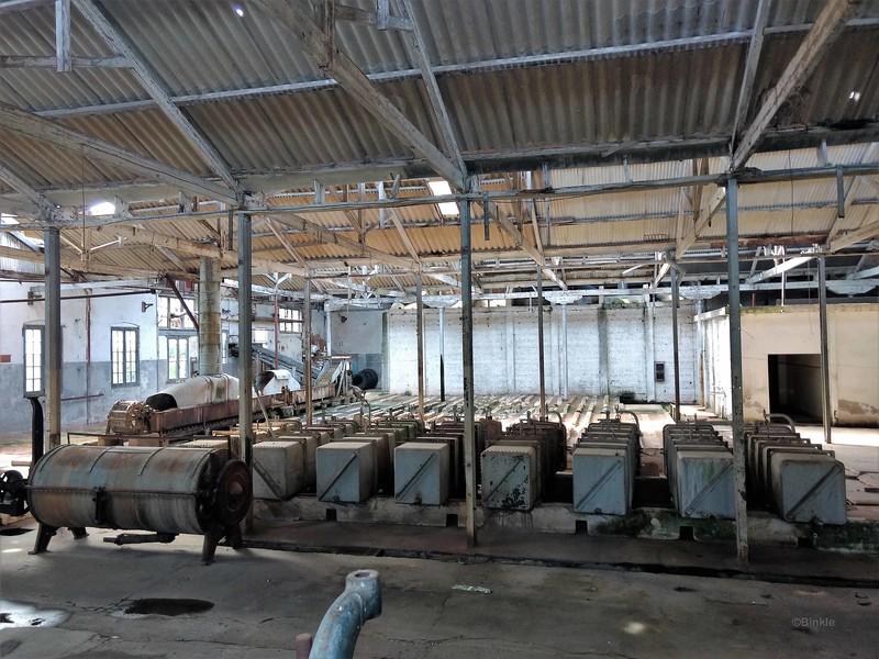Museo de la Revolución Industrial, Fray Bentos