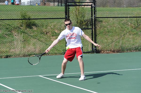 JV Boys Tennis