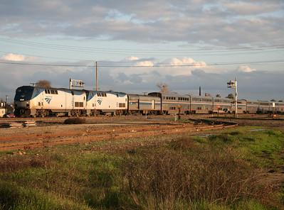 Amtrak & Passenger