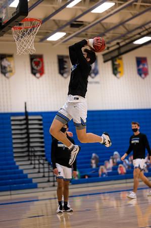 Boys Basketball: Independence 74, Tuscarora 55 by Derrick Jerry on January 23, 2021