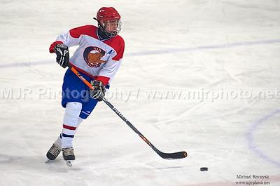 St. Johns vs Ward Melville Ice Hockey 01.30.09