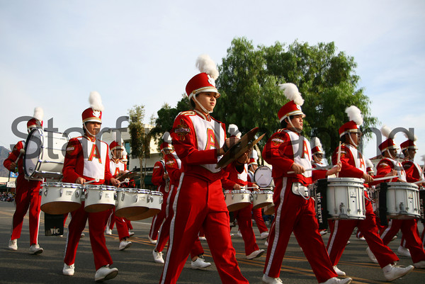 2008 Marching Bands