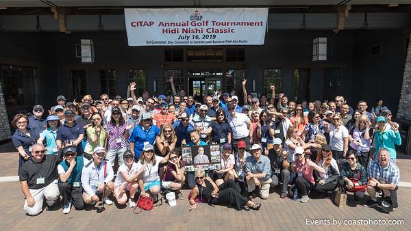 Hidi Nishi Classic CITAP Golf + Dinner - July 16, 2019