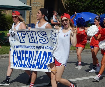 Friendswood's 4th of July Parade