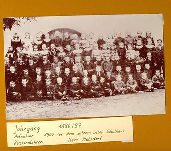 Jahrgangsfotos Jahrgang 1910 - 1920