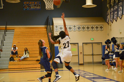 Frosh GBB vs. Chaparral