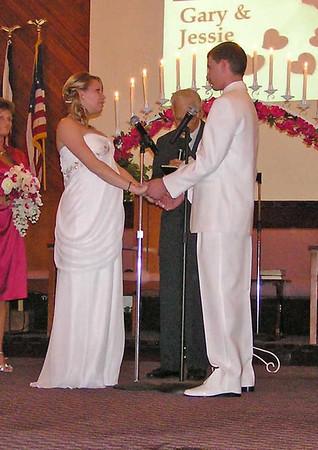 Gary and Jessie's Wedding