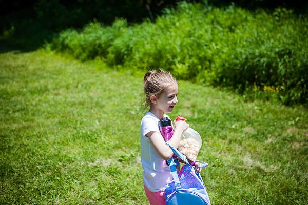 Brownies Daddy & Daughter Hike