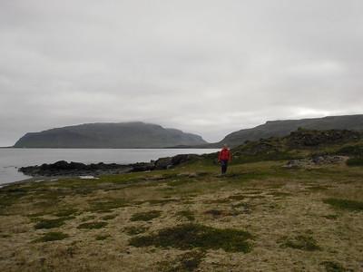 Norðurstrandir Júlí 2010