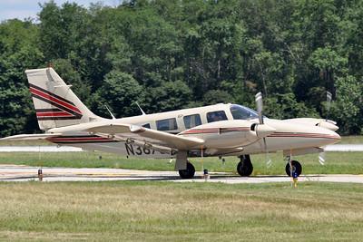 """PA-34-200T """"Seneca II"""""""