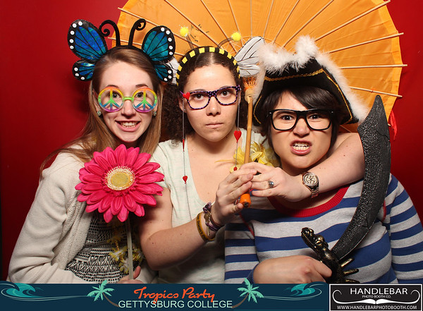 Gettysburg College Tropics Party