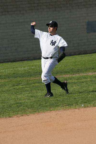 Baseball - Yankees 3-1-2009