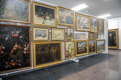 Gallery Storage