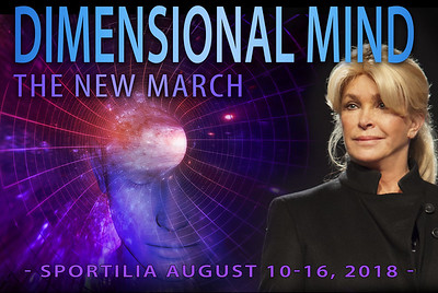 Dimensional Mind Italy - August 10-16 2018