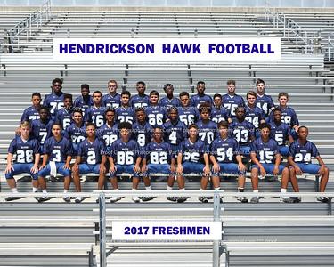 2017 Freshmen Hawk Football