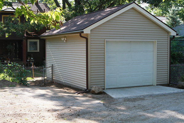 New Garage Project