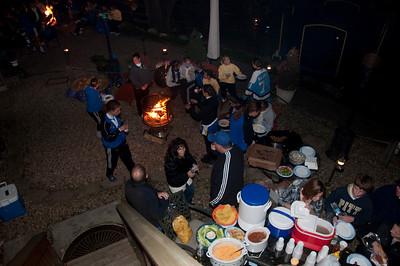 Bonfire 10-16-2010