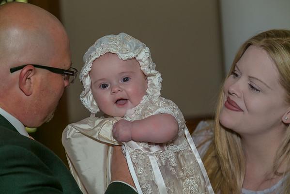 Elle's Baptism