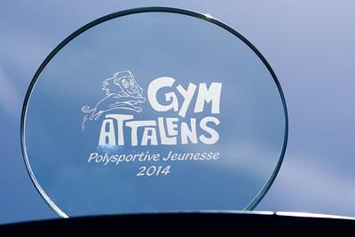 Polysportive 2014 - Attalens
