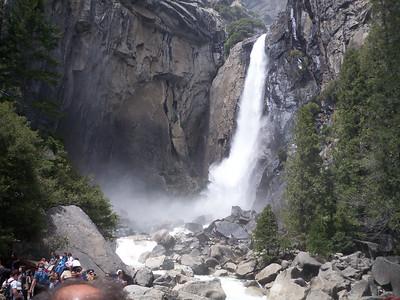 Mckenna Pictures Yosemite 7/2010