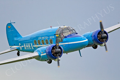 Avro Anson Airplane Pictures