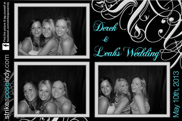 Derek & Leah's Wedding