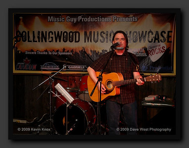Kevin Knox at the 10th Annual Collingwood Music Showcase