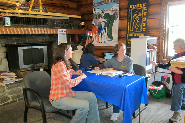 2015 Yukon Quest Signup Day