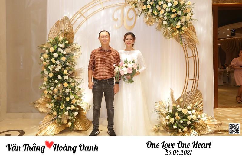 Thang & Oanh wedding instant print photo booth @ Asiana Plaza HCMC | Chụp hình in ảnh lấy ngay Tiệc cưới tại TP HCM | Photobooth Vietnam