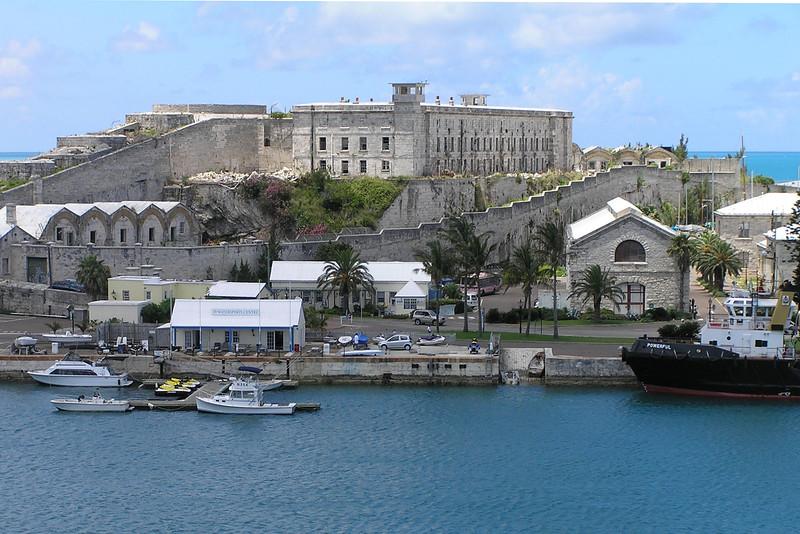 2006-06-22   Crown Princess - Bermuda - Tortola