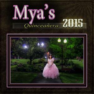 Mya's Quince'