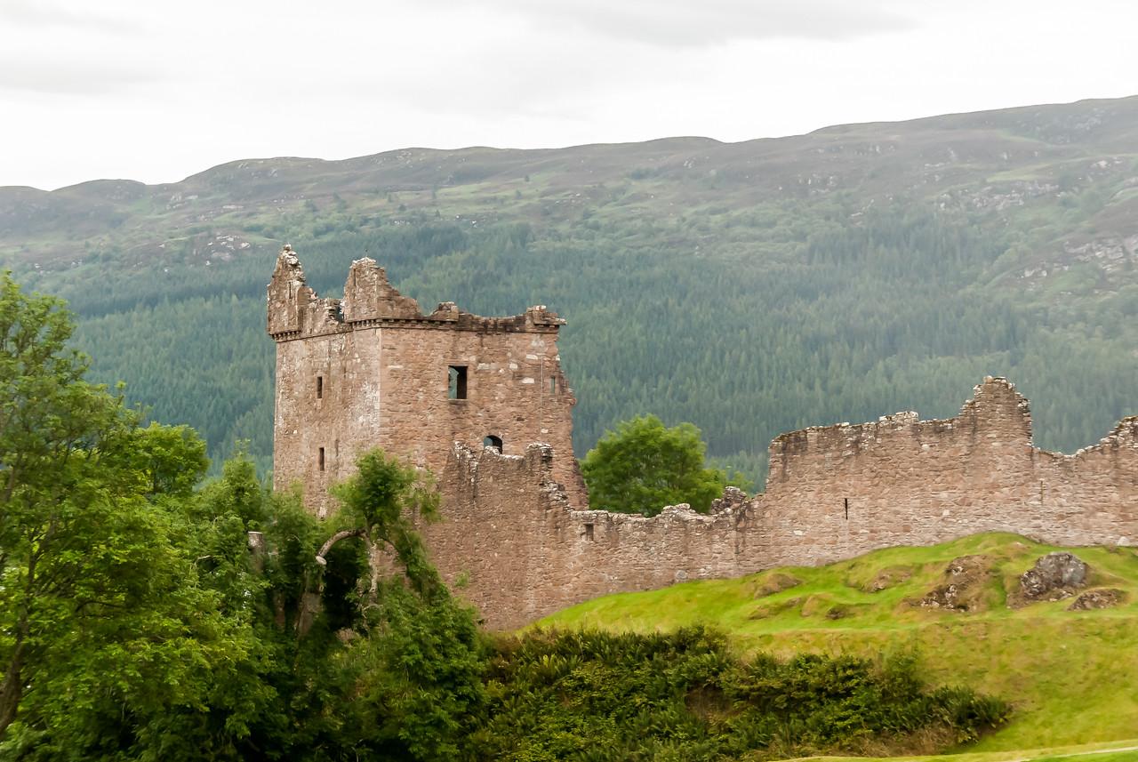 Urquart Castle, Scotland
