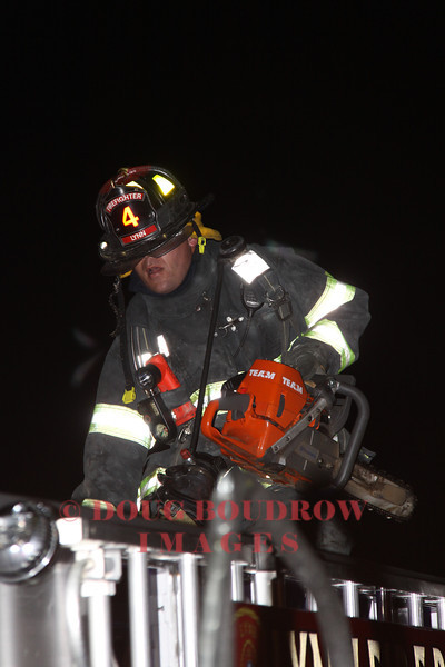 Lynn, MA - 2nd Alarm, 15 Cottage Street, 8-31-13
