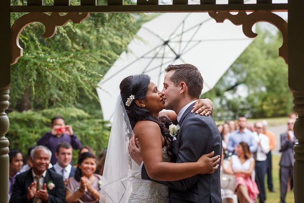 Sam and Andrew - Wedding